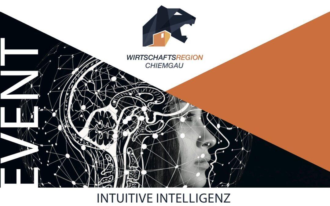 Vortrag Intuitive Intelligenz am 10.10.2019 im Coworking Traunstein
